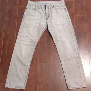 Levi's 521 Slim Taper Jeans